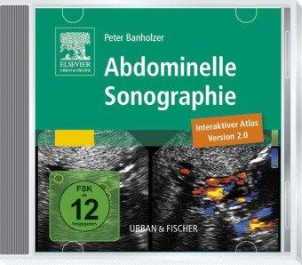 9783437216503: Abdominelle Sonographie. Version 2.0. CD-ROM für Windows ab 95 und Mac ab 8.0