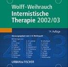 9783437218118: Internistische Therapie 2002/2003, 1 CD-ROM F�r Windows 98/2000/XP/NT 4.0