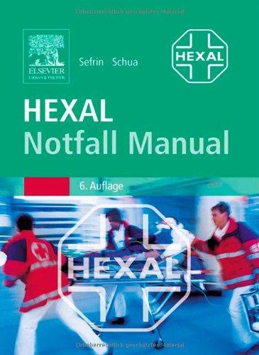 9783437219924: HEXAL Notfall Manual
