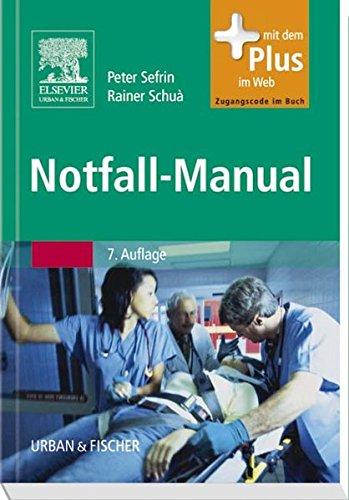 9783437219931: Notfall-Manual