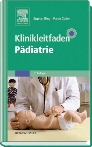 9783437222528: Klinikleitfaden Pädiatrie