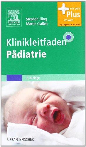 9783437222535: Klinikleitfaden Pädiatrie: mit Zugang zum Elsevier-Portal