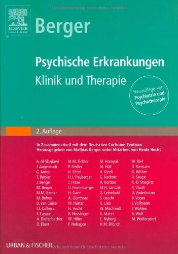 9783437224805: Psychische Erkrankungen. Klinik und Therapie