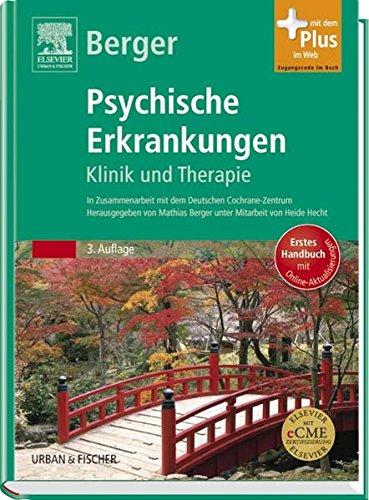 9783437224812: Psychische Erkrankungen: Klinik und Therapie - inkl. Online-Version - mit Zugang zum Elsevier-Portal