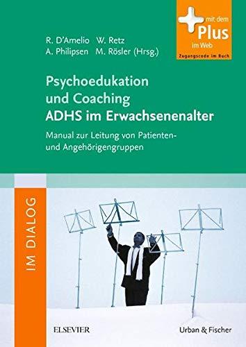 9783437227660: Psychoedukation und Coaching ADHS im Erwachsenenalter