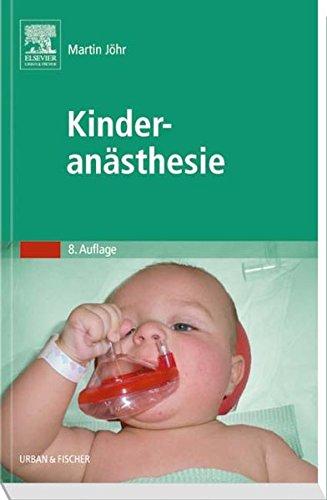 9783437228339: Kinderanästhesie