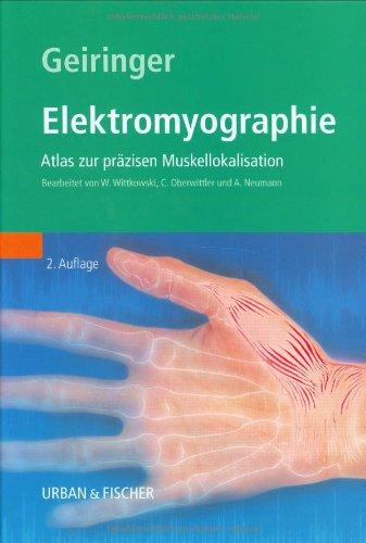 9783437228704: Elektromyographie