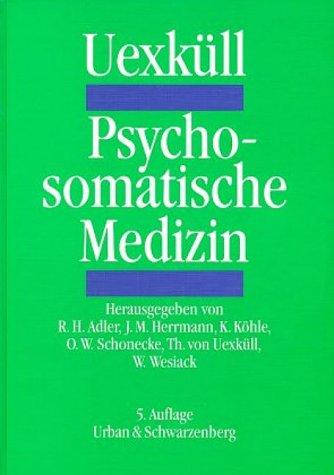 9783437229107: Psychosomatische Medizin, Studienausg.