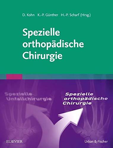 9783437232169: Spezielle orthopädische Chirurgie