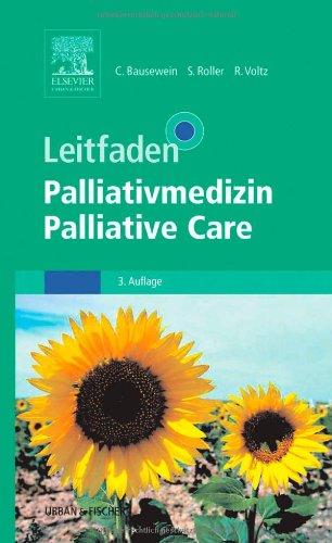 9783437233111: Leitfaden Palliativmedizin - Palliative Care