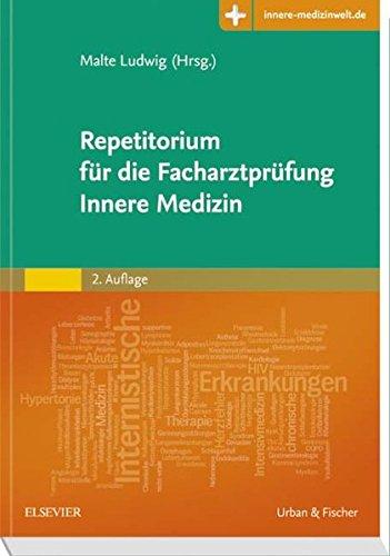 9783437233166: Repetitorium für die Facharztprüfung Innere Medizin