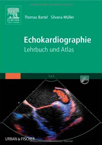 9783437236402: Echokardiographie
