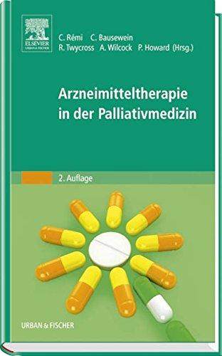 Arzneimitteltherapie in der Palliativmedizin: Constanze Rémi