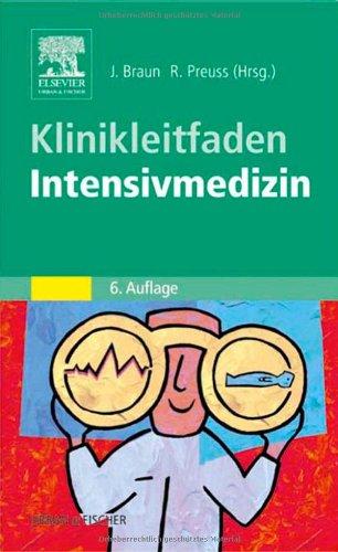 9783437237607: Klinikleitfaden Intensivmedizin