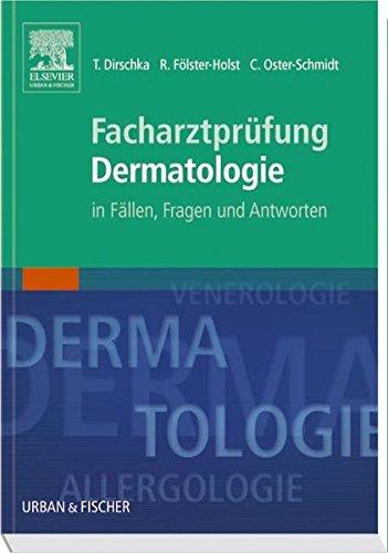 9783437238802: Facharztprüfung Dermatologie