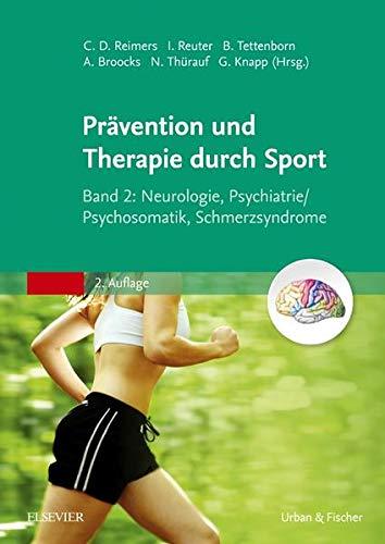 Therapie und Prävention durch Sport, Band 2: Carl Detlev Reimers
