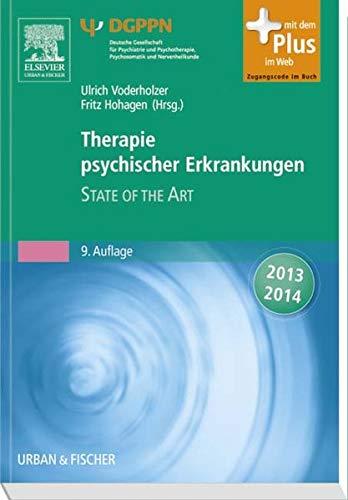 9783437249051: Therapie psychischer Erkrankungen: mit Zugang zum Elsevier-Portal
