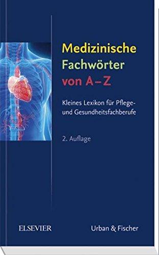 9783437252938: Medizinische Fachwörter von A-Z