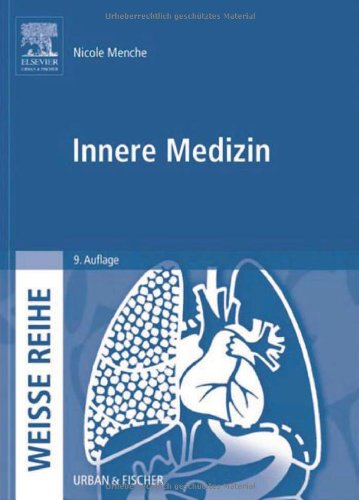 9783437261381: Innere Medizin