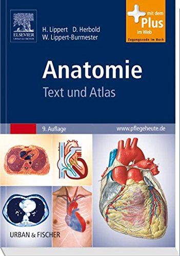 9783437261824: Anatomie: Text und Atlas - mit Zugang zum Elsevier ...