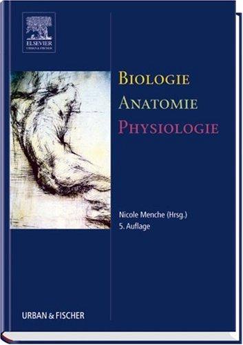 9783437268007: Biologie, Anatomie, Physiologie.