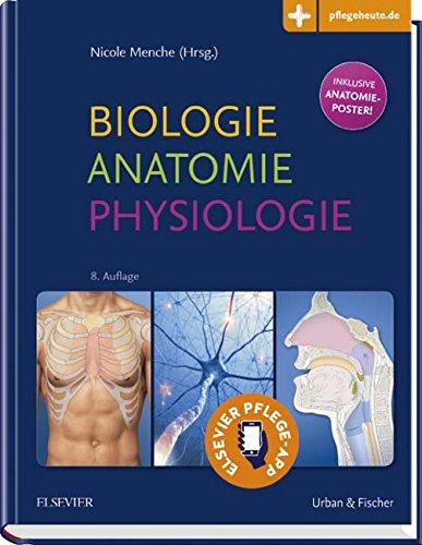 9783437268038: Biologie Anatomie Physiologie: mit www.pflegeheute.de ...