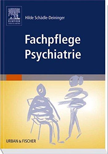 9783437271205 Fachpflege Psychiatrie Abebooks Hilde Schadle
