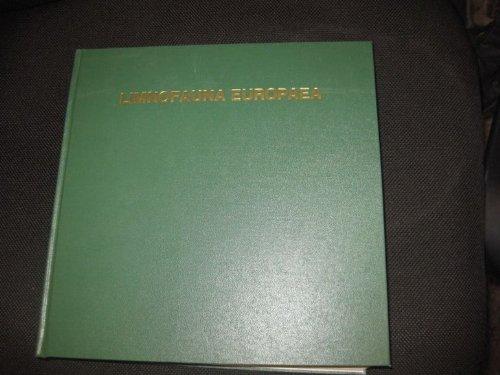 Limnofauna Europaea: E. Zsstellung aller d. europ.: Illies, Joachim