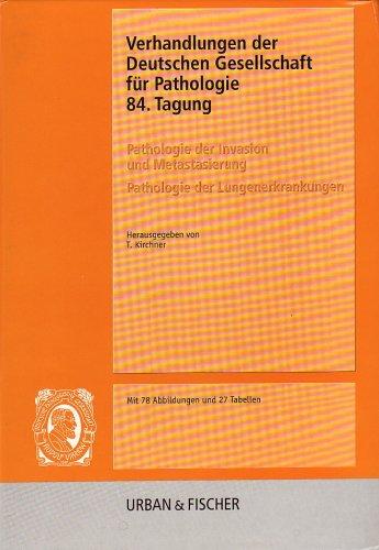 9783437311376: Pathologie Der Invasion Und Metastrasierung: 84