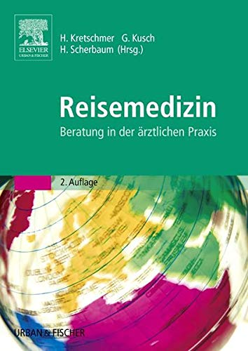 9783437313127: Reisemedizin
