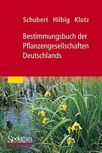 9783437352300: Bestimmungsbuch der Pflanzengesellschaften Deutschlands (German Edition)