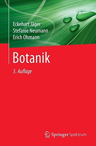 9783437354601: Botanik (German Edition)