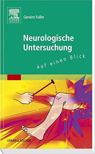 9783437411090: Neurologische Untersuchung: Auf einen Blick
