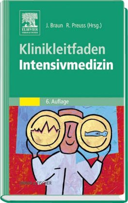 9783437412028: Klinikleitfaden Intensivmedizin.