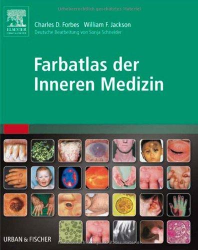 9783437412127: Farbatlas der Inneren Medizin