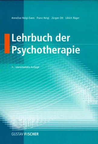 9783437412400: Lehrbuch der Psychotherapie
