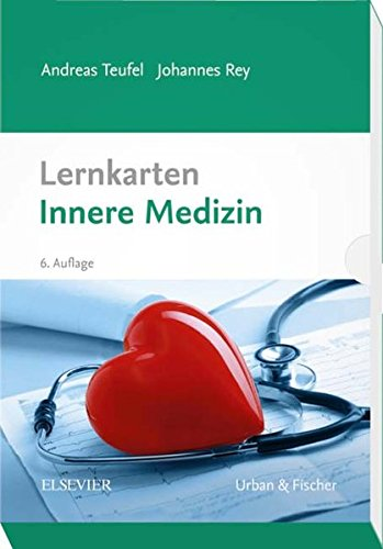 9783437413483: Lernkarten Innere Medizin