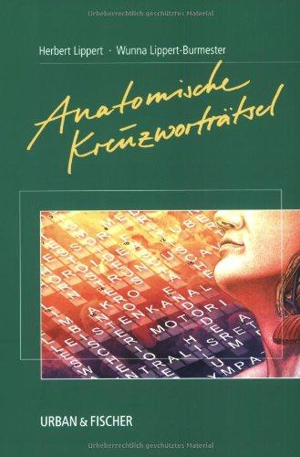 9783437414367: Anatomische Kreuzworträtsel.