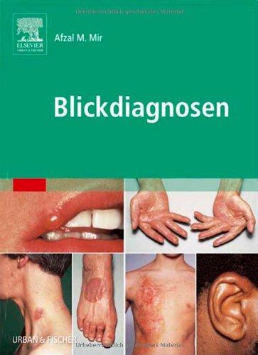9783437417115: Blickdiagnosen