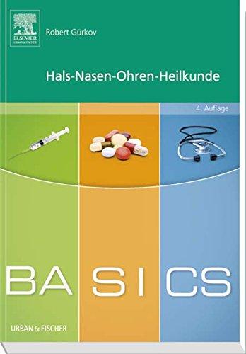 9783437421792: BASICS Hals-Nasen-Ohren-Heilkunde
