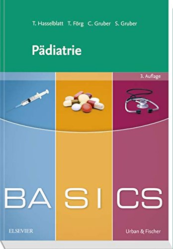 9783437422188: BASICS Pädiatrie