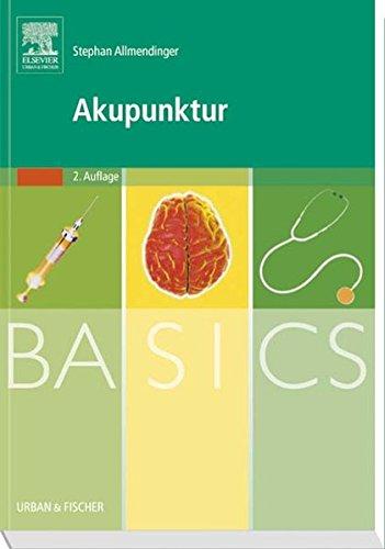 9783437423178: BASICS Akupunktur