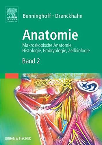 anatomie 2 von alfred benninghoff - ZVAB
