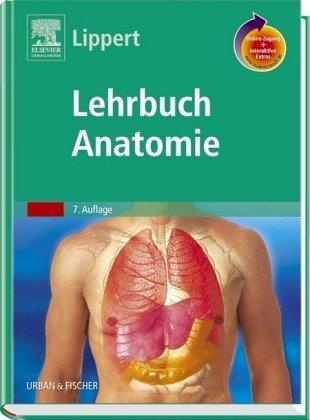 9783437423604: Lehrbuch Anatomie. 5. völlig überarbeitete Auflage.