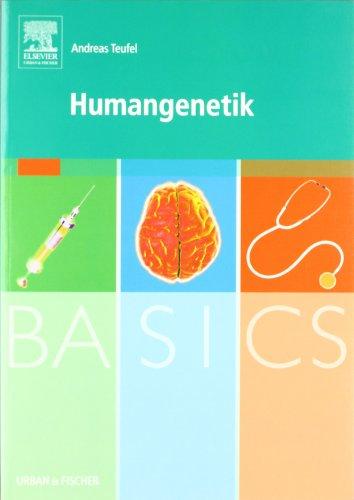 9783437424762: BASICS Humangenetik