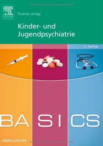 9783437425479: BASICS Kinder- und Jugendpsychiatrie