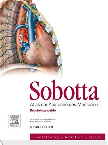 9783437441141: Sobotta, Atlas der Anatomie des Menschen Heft 4