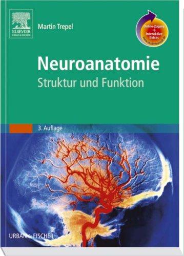 9783437444258: Neuroanatomie. Struktur und Funktion. StudentConsult