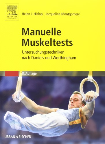 9783437456916: Manuelle Muskeltests