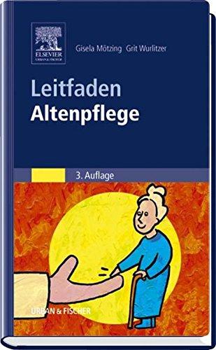 9783437465413: Leitfaden Altenpflege